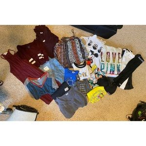 CLOTHING BUNDLE (ask for separate!)